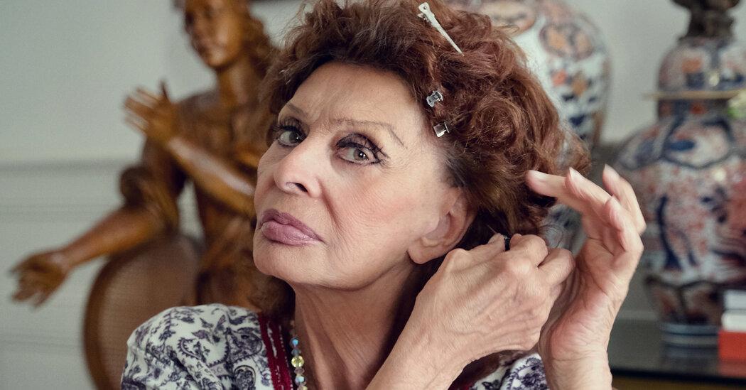 Sophia Loren Returns in Her Son's Netflix Film 'The Life Ahead'