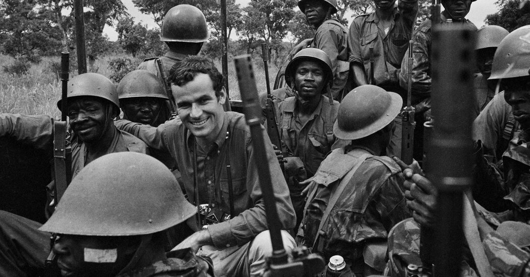 Bruno Barbey, Magnum Photographer of War and Peace, Dies at 79