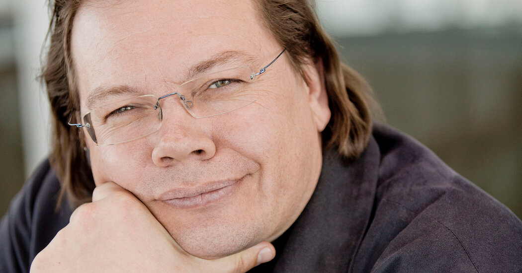 Alexander Vedernikov, Conductor and Bolshoi Veteran, Dies at 56