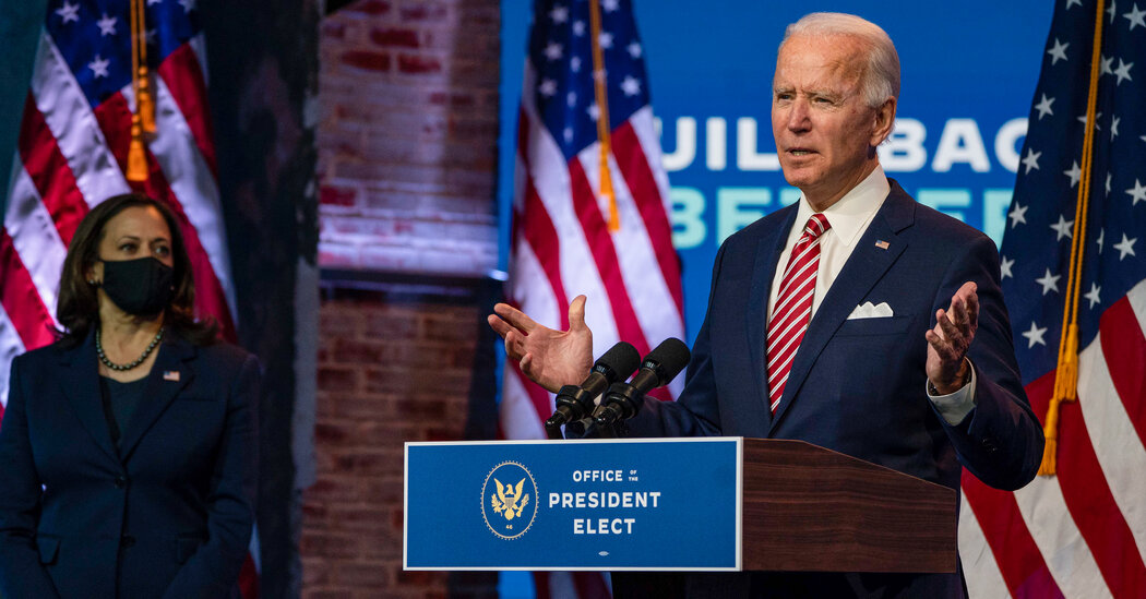 Biden on Trump, Covid-19: 'More People May Die Because of Transition Delay'