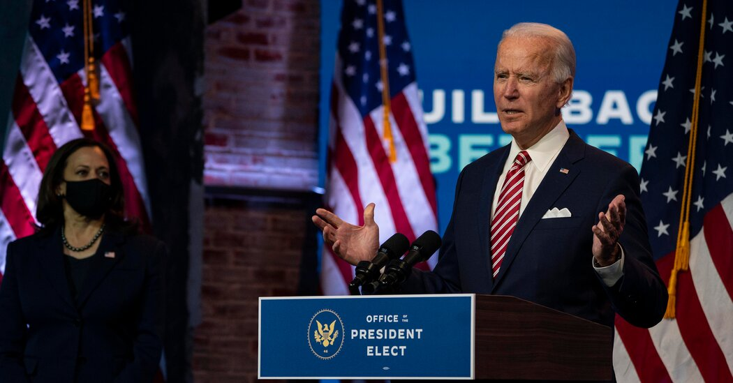 'More People May Die' Because of Trump's Transition Delay, Biden Says
