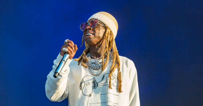 Lil Wayne Charged With Federal Gun Possession