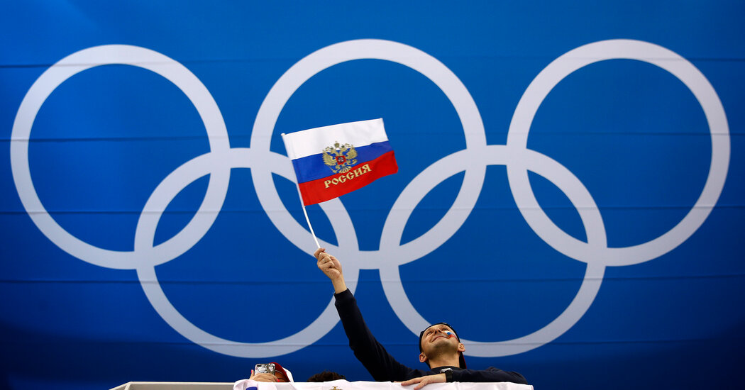 Russia Wield Emotion in Pressing to Overturn Doping Ban