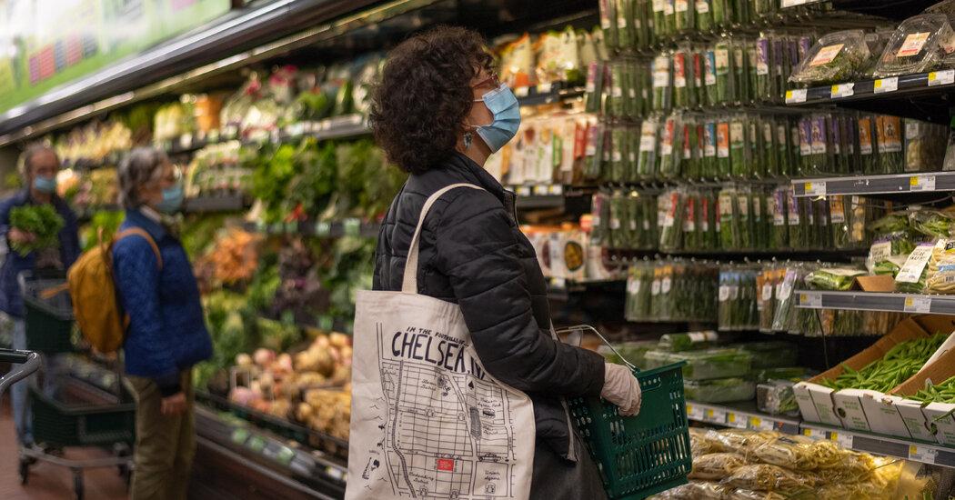 How Do I Make Thanksgiving Grocery Shopping Safer?