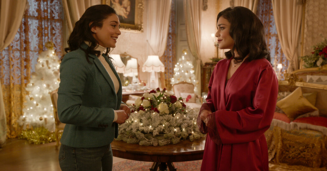 'The Princess Switch: Switched Again' Review: A Who's Who of Hudgens