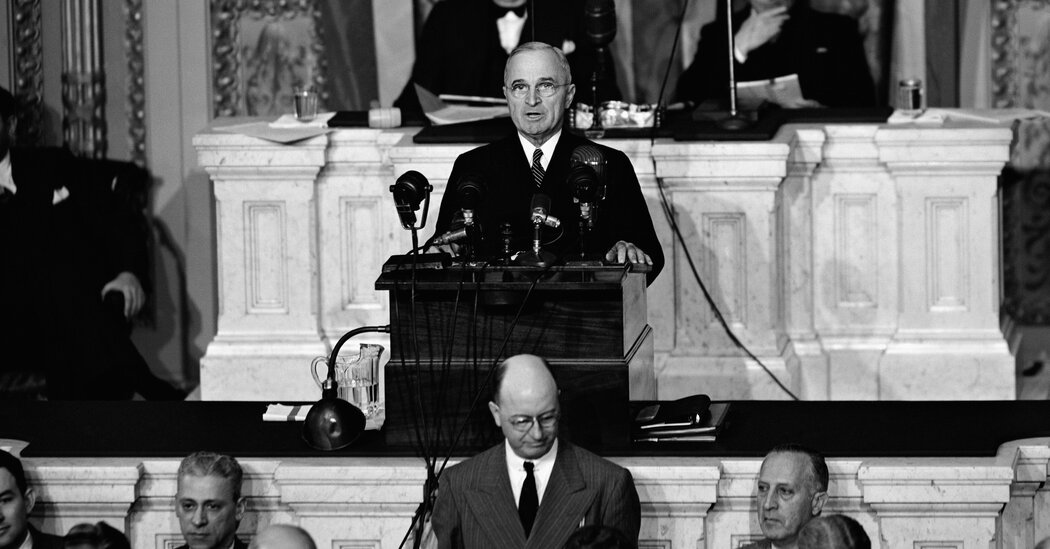 Why Harry Truman Matters Today
