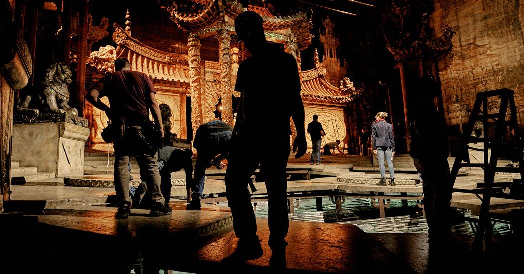 Met Opera Seeks Pay Cuts in Exchange for Pandemic Paychecks