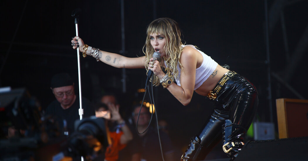Miley Cyrus and Dua Lipa's Retro Rock, and 8 More New Songs