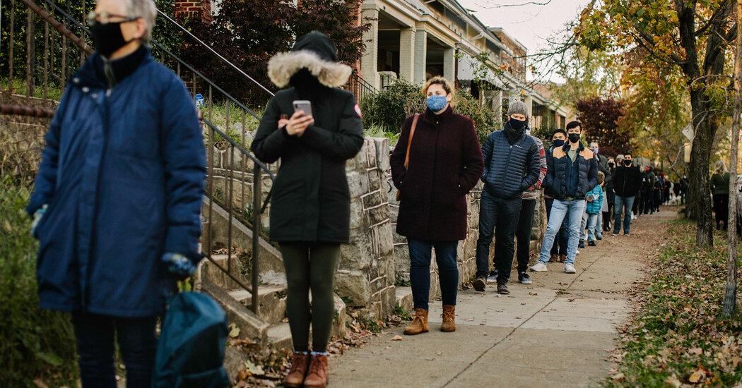 Coronavirus Upends Thanksgiving, While Some Ignore Travel Warnings