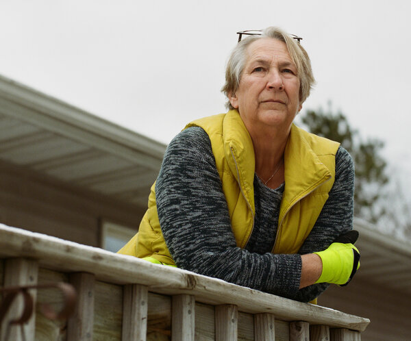 Patty Schachtner, the medical examiner of St. Croix County, Wis., fought to ready her community to face coronavirus. But no amount of precautions could have prepared her for what followed.