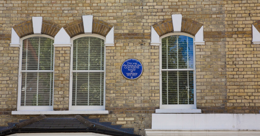 Abolitionist Is Earliest Black Londoner Honored With Blue Plaque