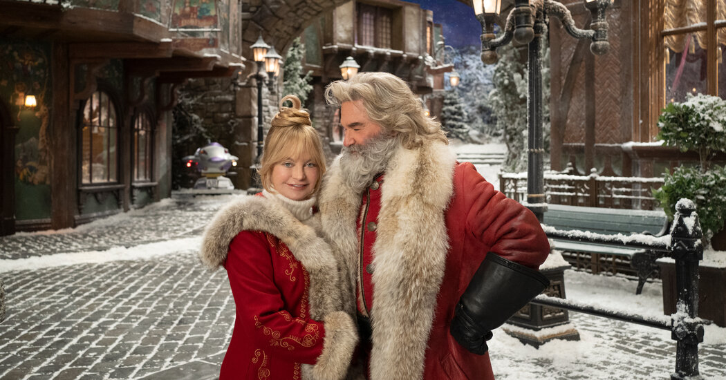 'The Christmas Chronicles: Part Two' Review: Meet the Clauses