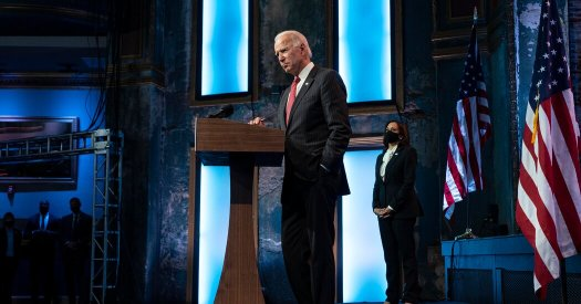 Biden Team, Pushing Quick Stimulus Deal, Prepares for ...