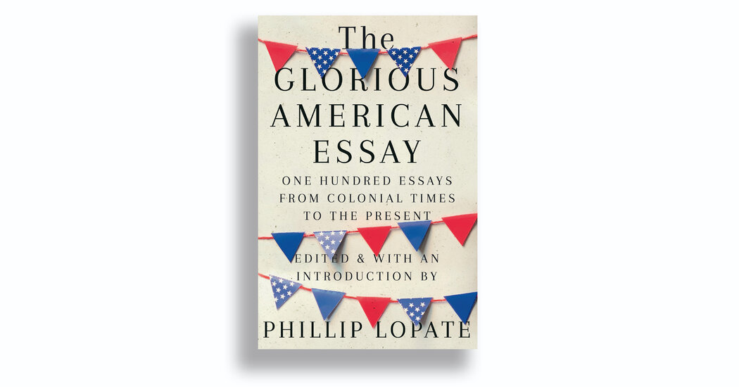 'The Glorious American Essay,' From Benjamin Franklin to Zadie Smith