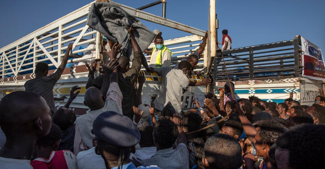 Ethiopia's Leader Escalates Assault on Tigray Region, Putting Civilians at Risk