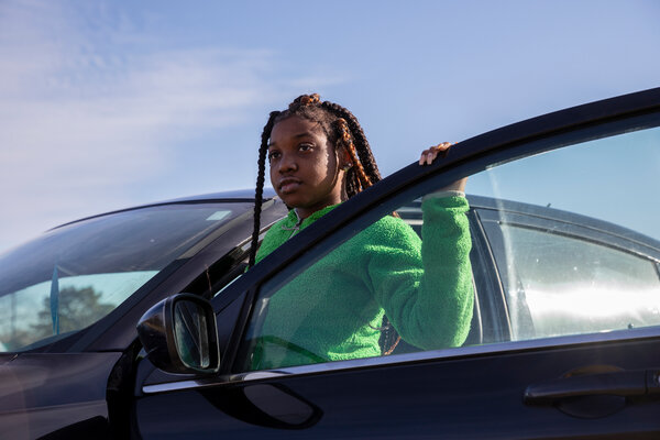 Lea Caldwell, a high school senior from Detroit, is one of thousands of college applicants facing additional challenges due to the coronavirus.
