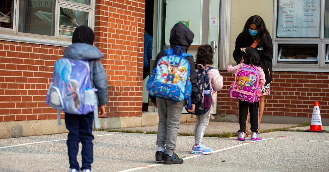 How Toronto Plans to Keep Schools Open Amid Its Second Lockdown