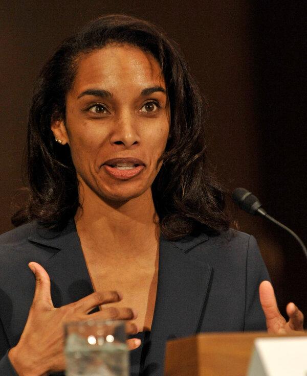 Cecilia Rouse, a Princeton economist, is President-elect Joseph R. Biden Jr.'s pick to lead the Council of Economic Advisers.