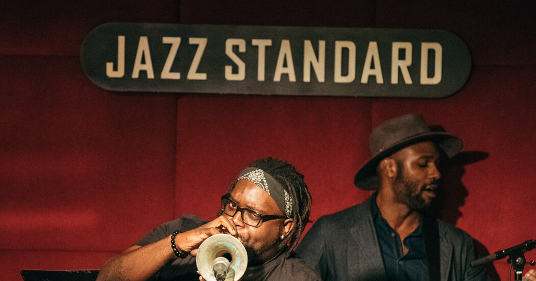 The Jazz Standard Is Silenced by the Pandemic. More Clubs May Follow.