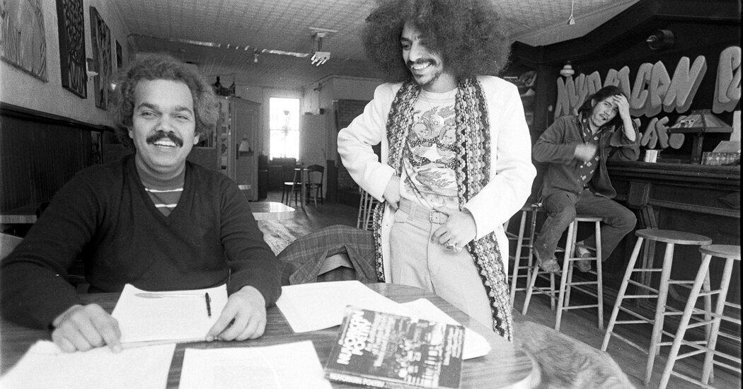 Miguel Algarín, Force Behind Nuyorican Cafe, Dies at 79