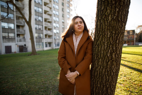 Mariela Gutierrez left the United States for Canada after growing pessimistic about the prospects for DACA and Dreamers.