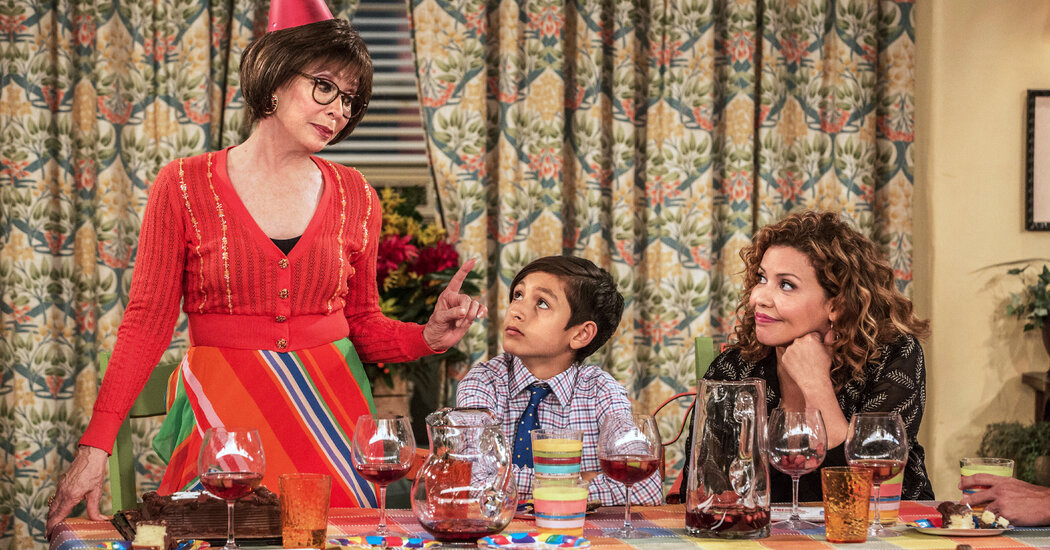 End of 'One Day at a Time' Removes One of TV's Few Latino Families