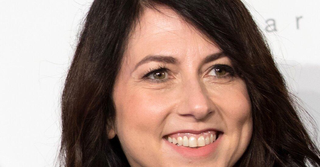 MacKenzie Scott Announces .2 Billion More in Charitable Giving