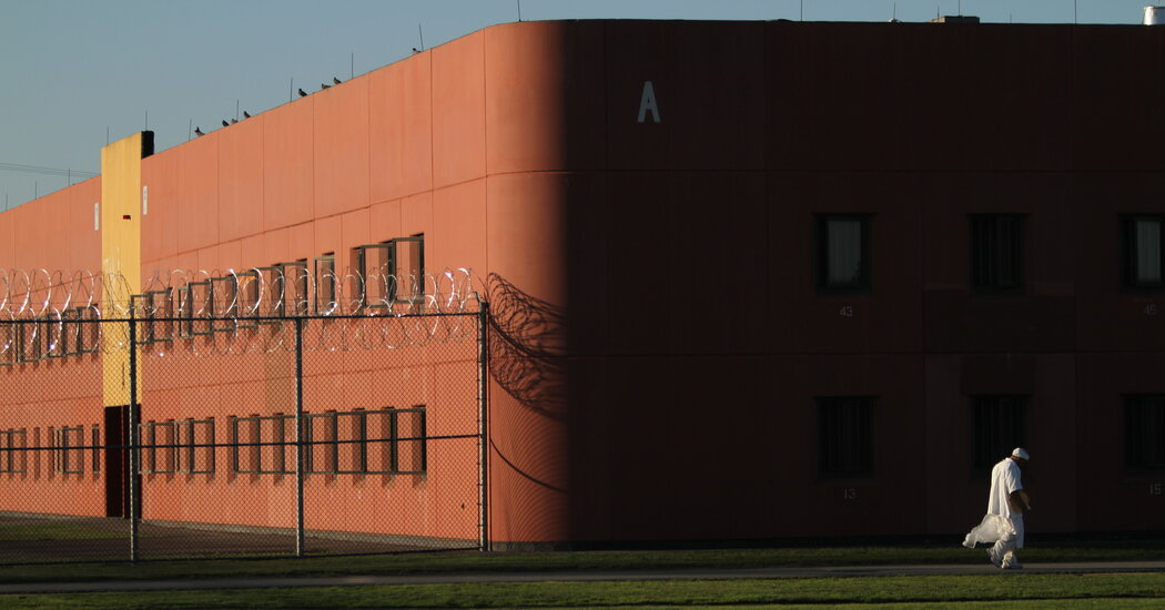 In Massachusetts, Inmates Will Be Among First to Get Vaccines