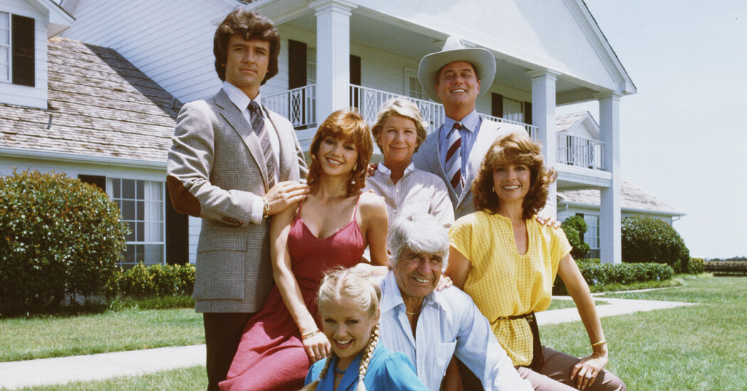 Comfort Viewing: 3 Reasons I Love 'Dallas'