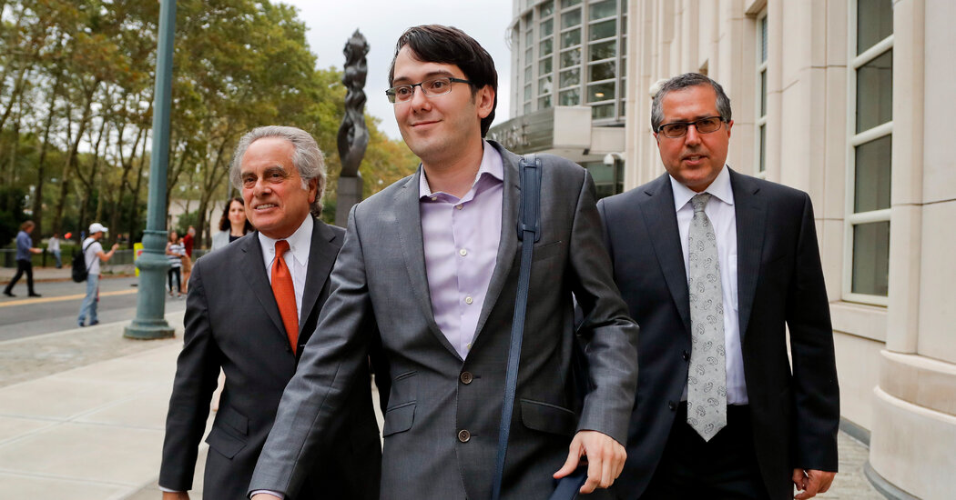 Ex-Bloomberg Reporter Christie Smythe Who Covered Martin Shkreli Reveals Relationship With Him