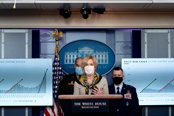 Dr. Deborah Birx said in recent weeks that she was open to serving in the Biden administration, but on Tuesday announced plans to retire.