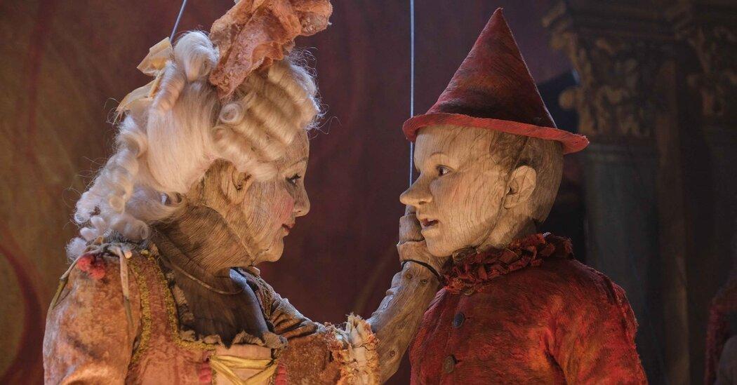 'Pinocchio' Review: An Enchanting Yet Befuddling Adaptation
