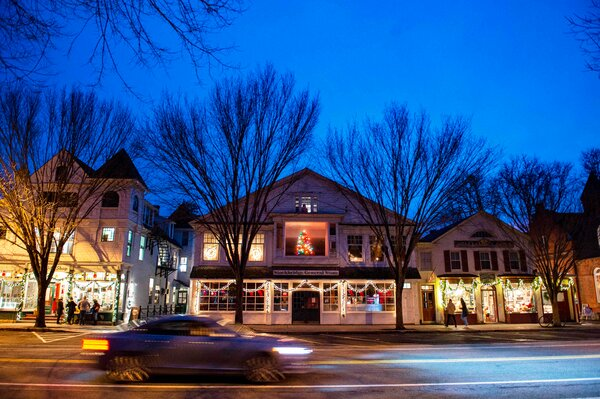 Stockbridge, Mass. Governors throughout New England urged people to make safe choices during the holiday season.
