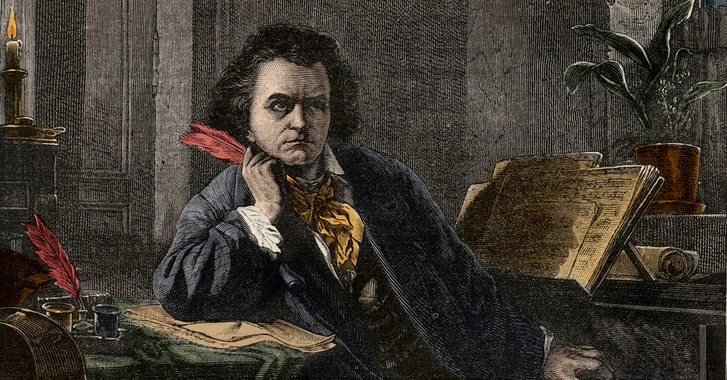 I Think Beethoven Encoded His Deafness in His Music