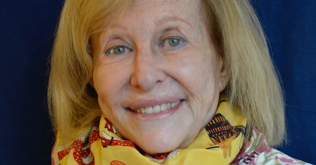 Barbara Rose, Critic and Historian of Modern Art, Dies at 84