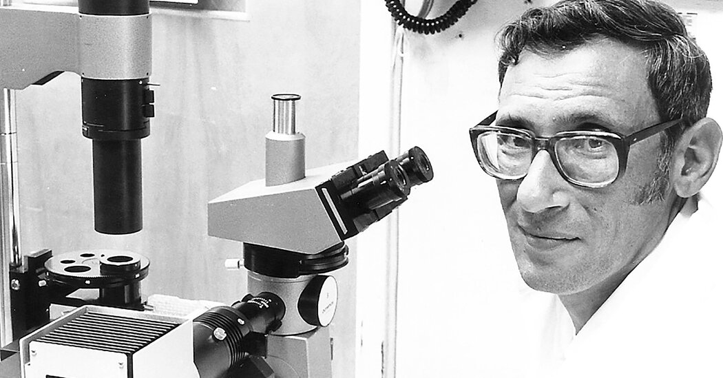 Julius Schachter, Leading Expert on Chlamydia, Dies at 84