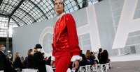 Photos From Fashion's Uncertain Year