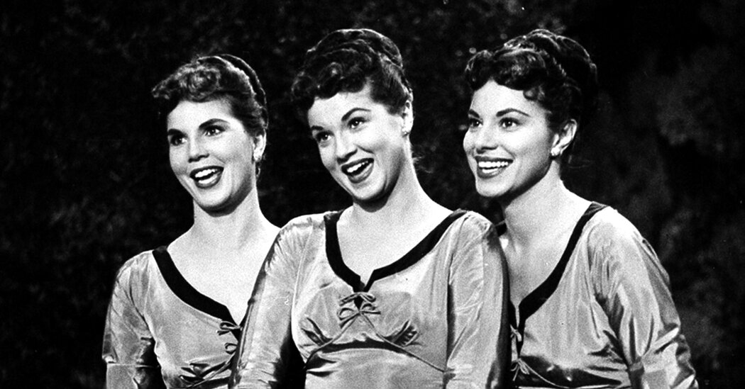 Phyllis McGuire, Last of a Singing Sisters Act, Dies at 89