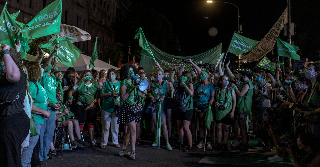 How Support for Legal Abortion Went Mainstream in Argentina
