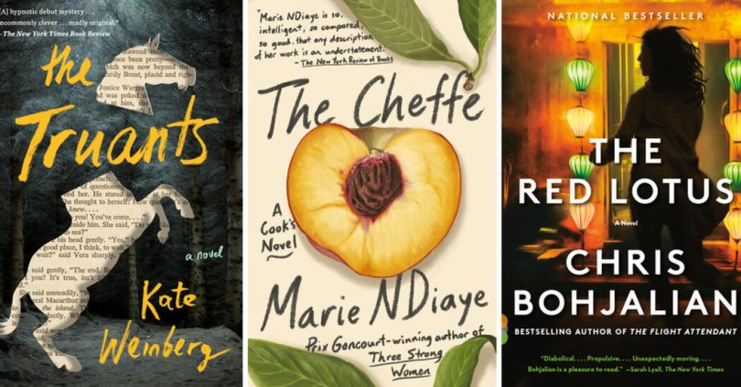 New in Paperback: 'The Red Lotus' and 'This Is Big'