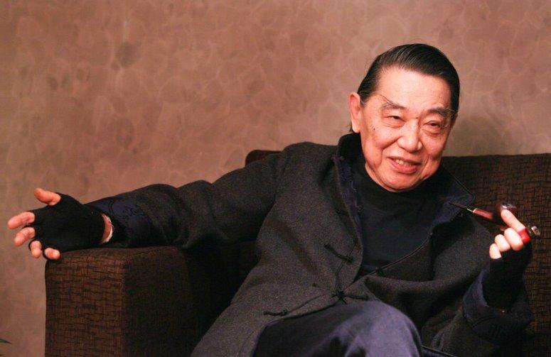 """2007年,傅聪在中国成都。钢琴家郎朗称他为""""古典音乐里的一股清流""""。"""