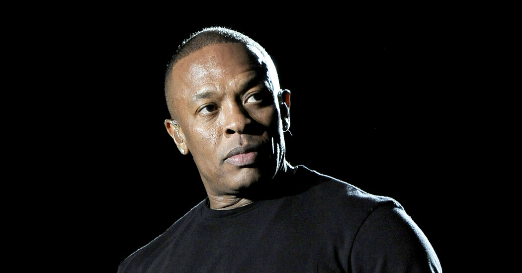 Dr. Dre, Hospitalized in Los Angeles, Assures Fans He's 'Doing Great'