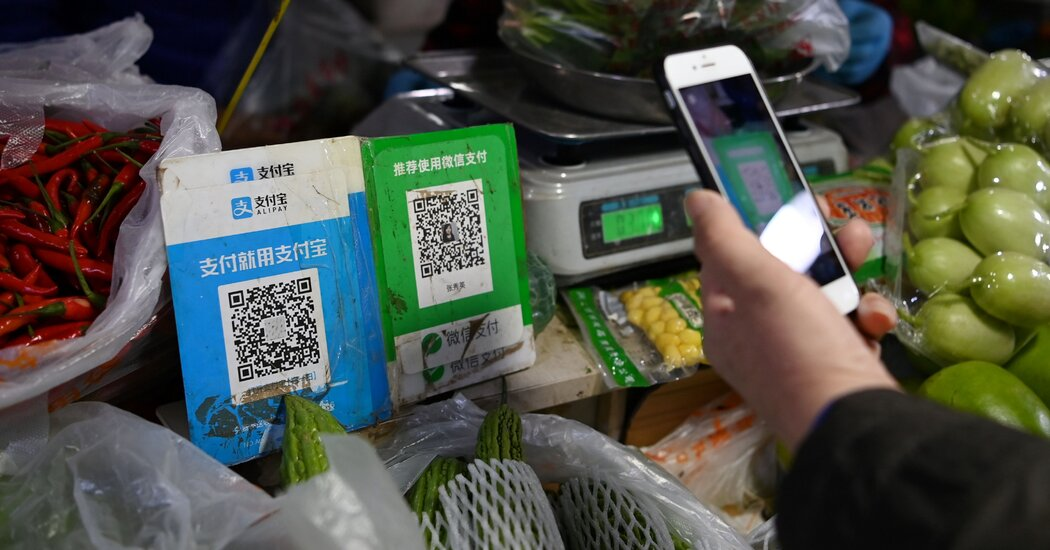 Trump Bans Alipay and 7 Other Chinese Apps