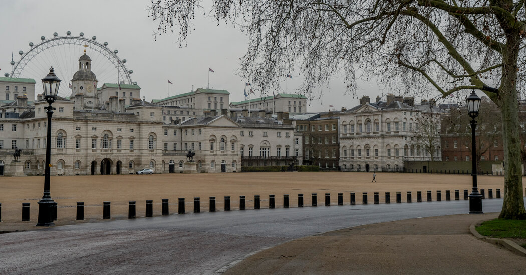 As Crisis Grows in Britain Over Coronavirus Variant, a Reprieve for Johnson