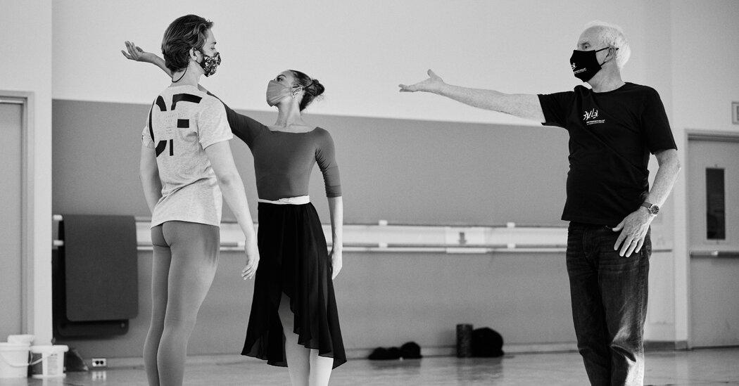 Helgi Tomasson to Step Down at San Francisco Ballet