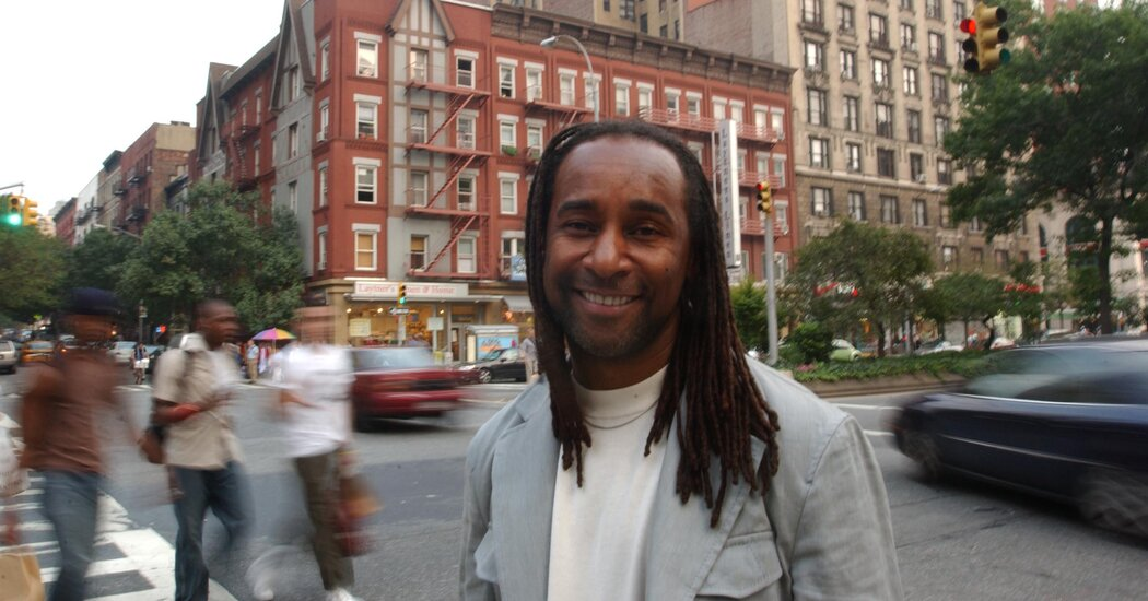 Eric Jerome Dickey, Best-Selling Novelist, Dies at 59