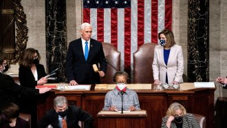Senate and House Vote to Certify Biden's Victory - The New York Times