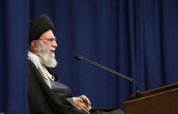 The ban caused outrage on social media, with some Iranians posting to Twitter that Ayatollah Ali Khamenei, Iran's supreme leader, does not have the right to impose his personal views on public health.