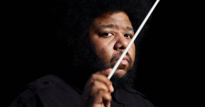 The Composer Tyshawn Sorey Enters a New Phase