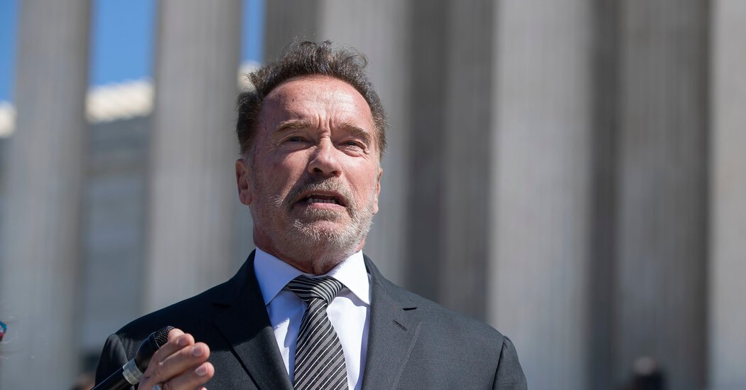 In Viral Video, Schwarzenegger Links Capitol Riot to an Episode That Was a Prelude to Holocaust